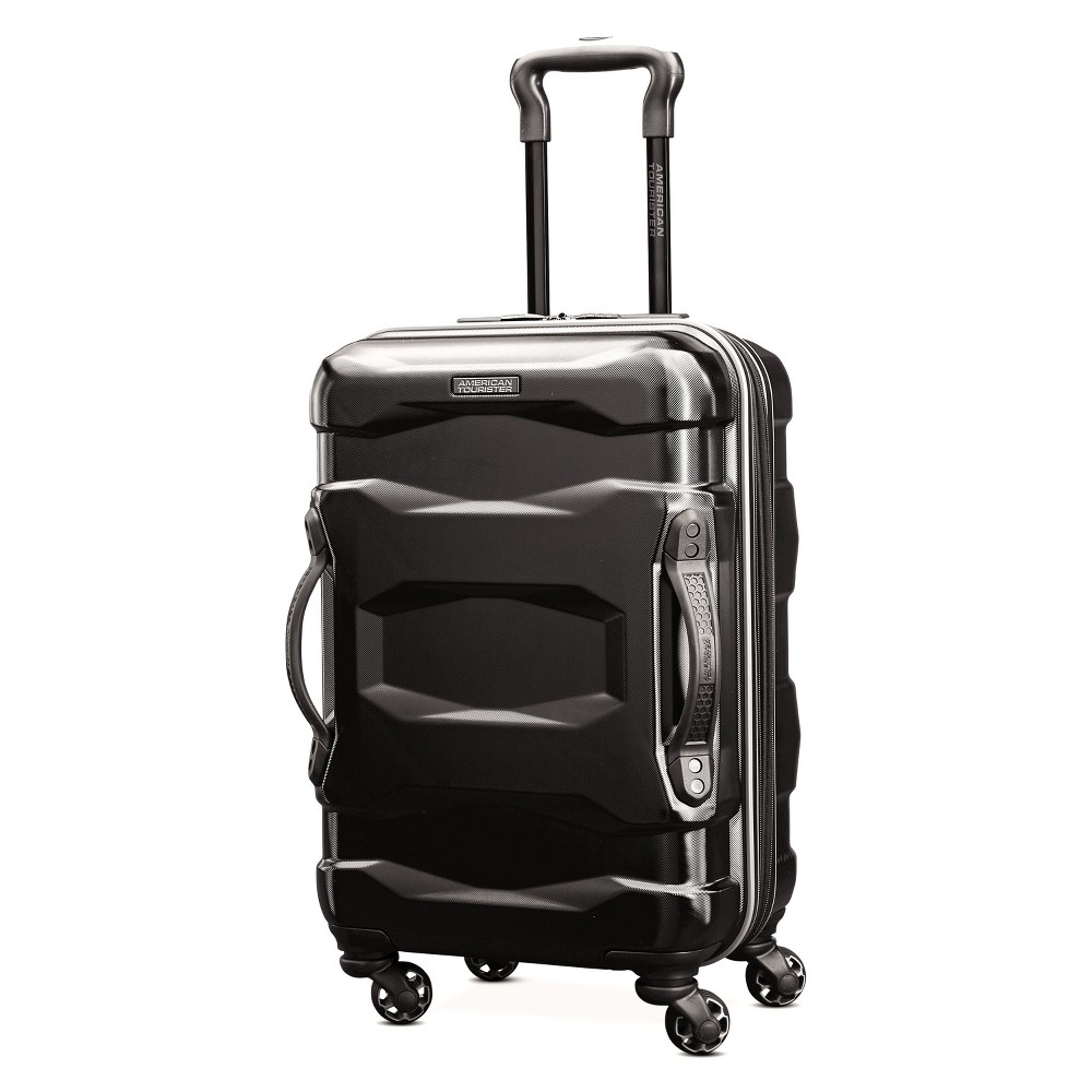 American Tourister Breakwater 20 Hardside Carry On Suitcase - Black