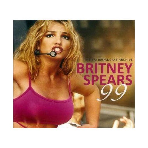 Britney Spears - 99: The Broadcast Archive (CD) - image 1 of 1