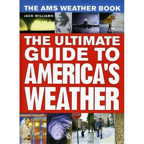 The Ams Weather Book - by  Jack Williams (Hardcover) - image 1 of 1