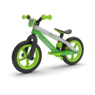 "Chillafish BMXie2 12"" Kids' Balance Bike - Lime"