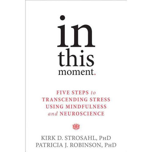 In This Moment - by  Kirk D Strosahl & Patricia J Robinson (Paperback) - image 1 of 1