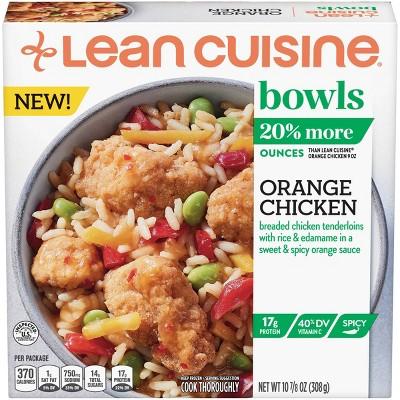 Lean Cuisine Orange Chicken Bowl - 10.875oz