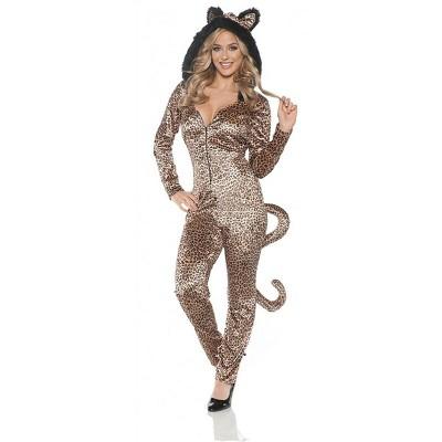 Underwraps Costumes Leopard Jumpsuit Adult Costume