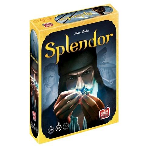 Splendor Board Game - image 1 of 4