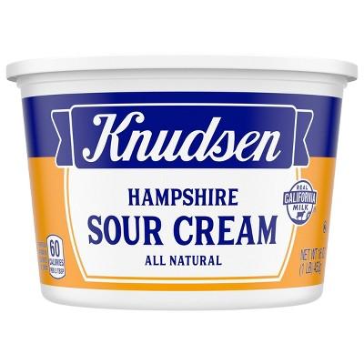 Knudsen Sour Cream - 16oz