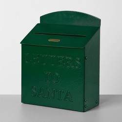 Letters to Santa Mailbox Green - Hearth & Hand™ with Magnolia