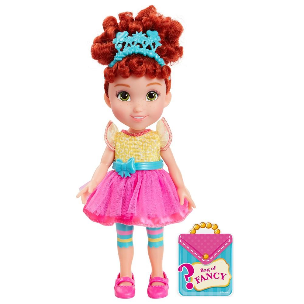 Disney 10 Classique Fancy Nancy Doll with Bag of Fancy