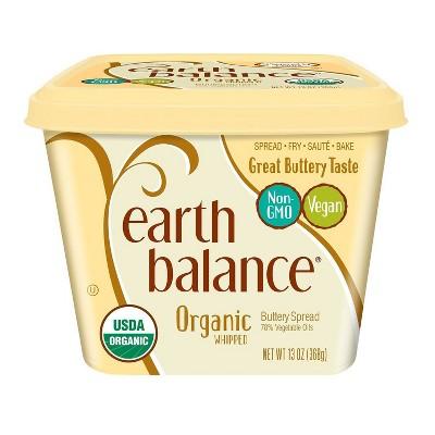 Earth Balance Organic Buttery Spread - 13oz
