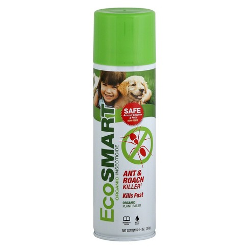 EcoSMART Ant & Roach Killer Spray, 14 fl oz - image 1 of 1