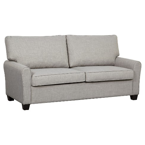 Dennison Track Arm Sofa Gray - Right 2 Home - image 1 of 3