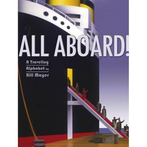 All Aboard! - (Hardcover) - image 1 of 1