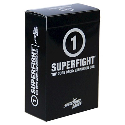 Superfight Game: Core Deck Expansion One