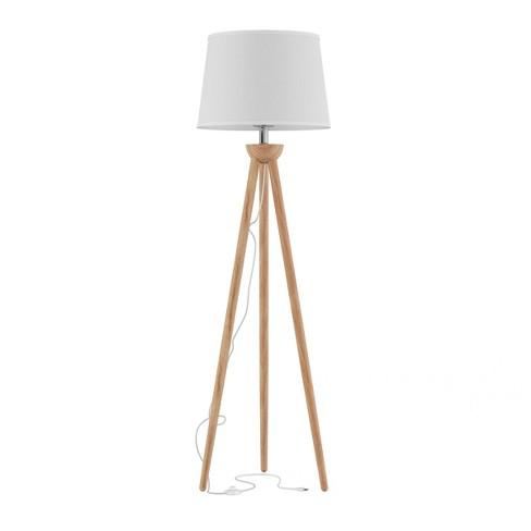 Tripod Floor Lamp-Modern Wood - image 1 of 4