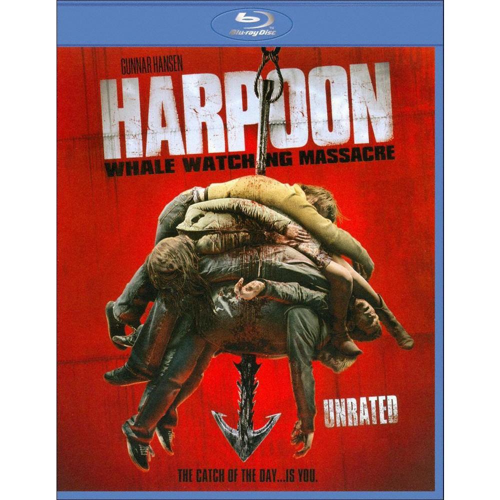 Harpoon Whale Watching Massacre Blu Ray