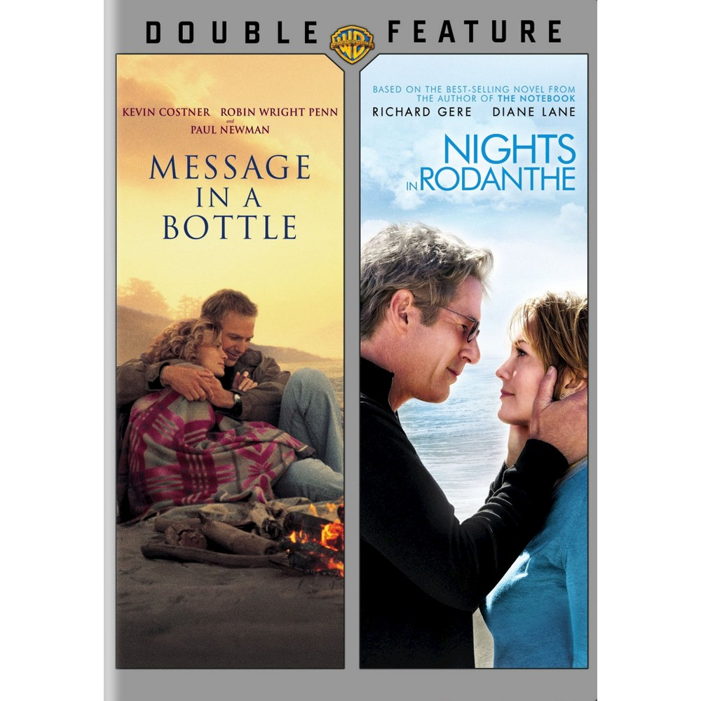 Nights In Rodanthe/Message In A Bottl (Dvd)