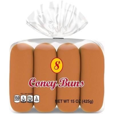 Grandma Sycamore's Hot Dog Buns - 15oz