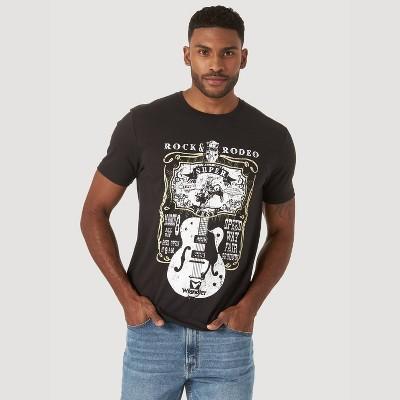 Wrangler Men's Short Sleeve T-Shirt
