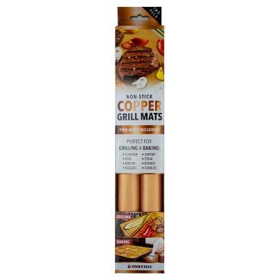 BBQ Butler 2pk Copper Grill Mats