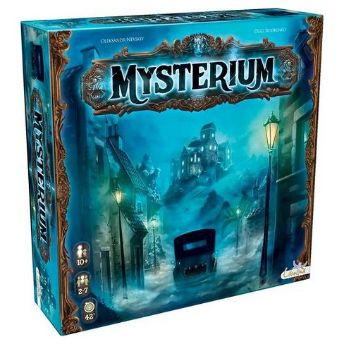 Mysterium Board Game - image 1 of 4