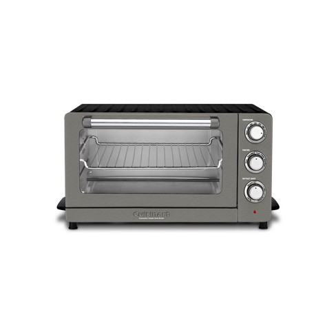 Cuisinart Convection Toaster Oven Broiler - Black Stainless Steel - TOB-60N1BKS2TG - image 1 of 4