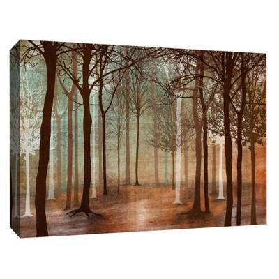 """11"""" x 14"""" Invisible Trees Decorative Wall Art - PTM Images"""
