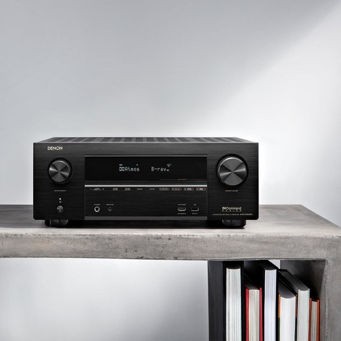Denon AVR-X3600H 9 2ch 4K AV Receiver with 3D Audio and HEOS Built-in®