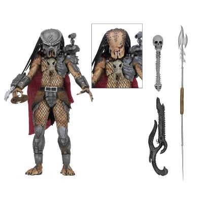 "Predator Ultimate Ahab Predator 7"" Action Figure & Accessories"