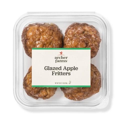 Glazed Apple Fritters 16oz Archer Farms Target