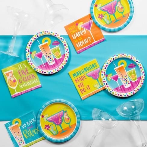 Cocktail Fun Party Supplies Kit Target