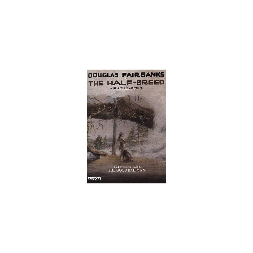 Half Breed/Good Bad Man (Dvd)
