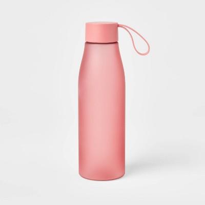 20oz Tritan Water Bottle Coral Dream - Room Essentials™