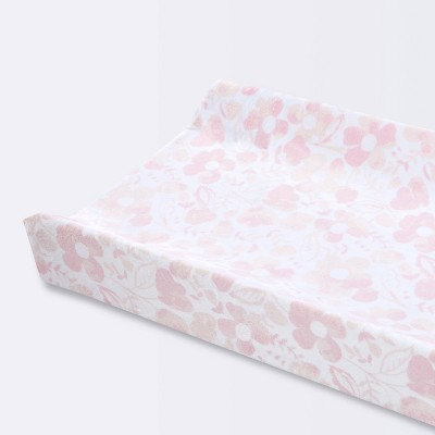 Changing Pad Cover - Cloud Island™ Pink