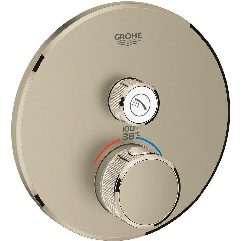 Grohe America, Inc 29 136 Grohtherm Single Function Thermostatic Valve Trim Only - image 1 of 4