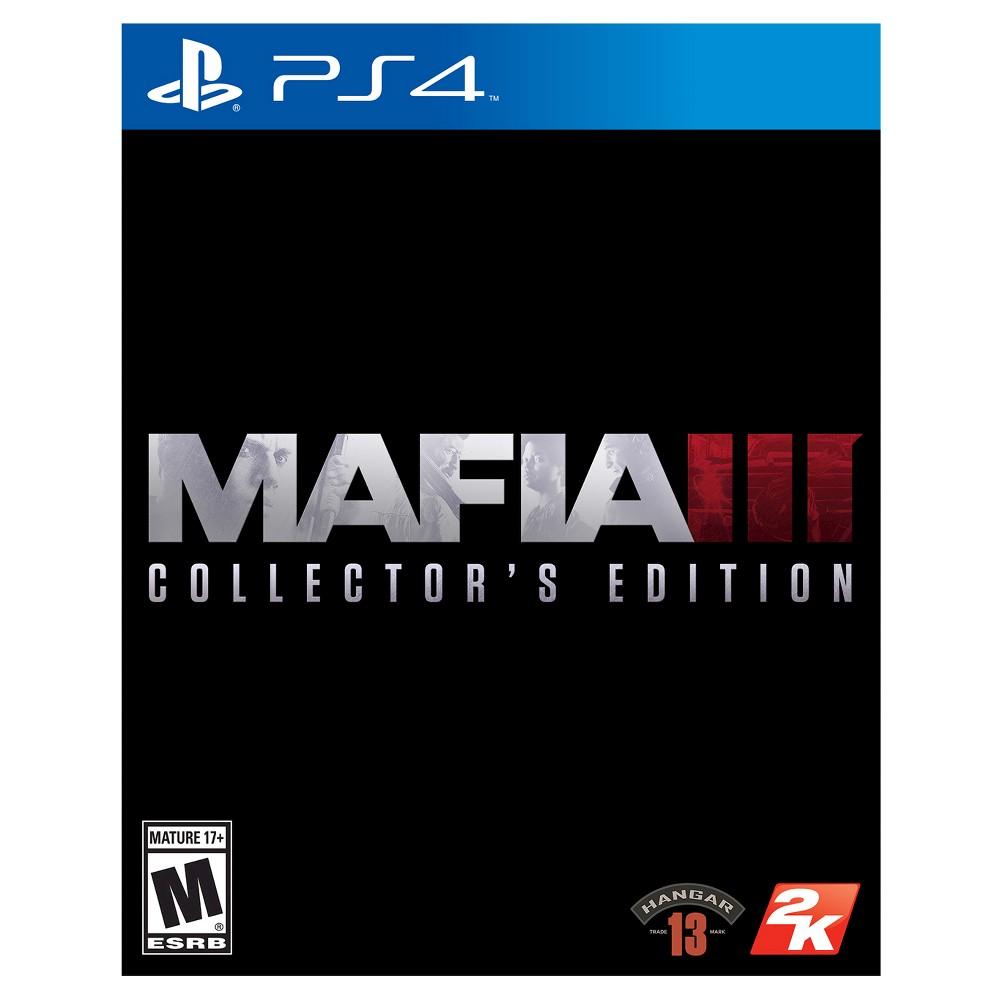 Mafia III Collector's Edition - PlayStation 4