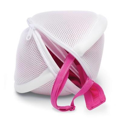 Whitmor - Lingerie Bags - White
