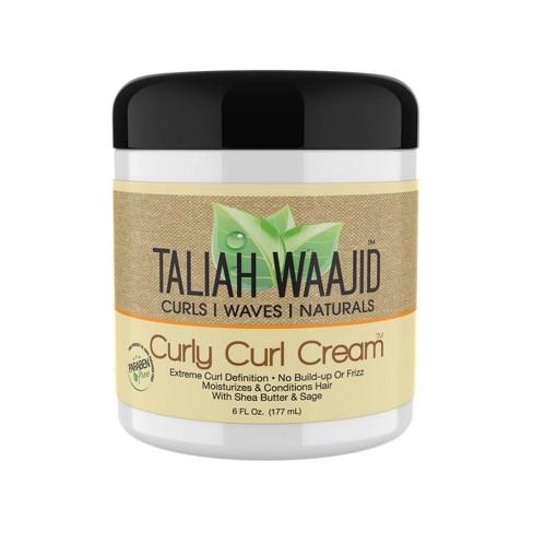 Black Earth Taliah Waajid Curly Curl Cream - 6 fl oz - image 1 of 3