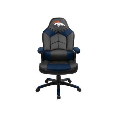 NFL Denver Broncos Oversized Gaming Chair