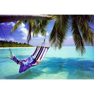 Art.com - Tropical Beach Poster