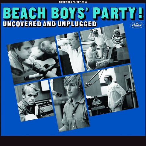 Beach boys - Beach boys party:Uncovered and unplug (Vinyl) - image 1 of 1