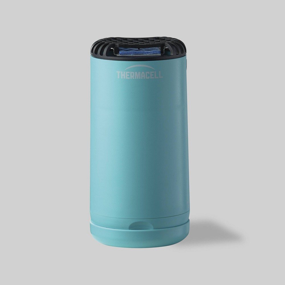Image of Patio Shield Mini Mosquito Repeller Glacial Blue - Thermacell