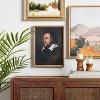 "12"" x 16"" Vintage Rubens Gentleman Framed Board - Threshold™ - image 2 of 4"