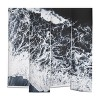 Ingrid Beddoes Sea Lace Wall Mural Black - Deny Designs - image 2 of 2