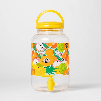 1.1gal Plastic Beverage Dispenser - Sun Squad™