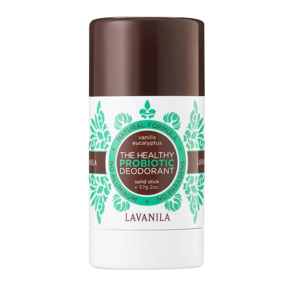 Image of Lavanila Probiotic Deodorant Vanilla Eucalyptus - 2oz