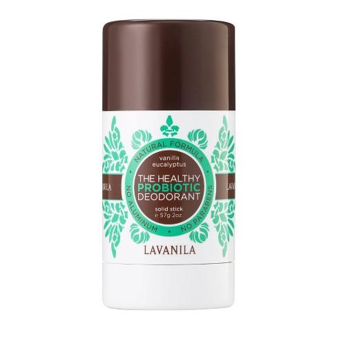 Lavanila Probiotic Deodorant Vanilla Eucalyptus - 2oz - image 1 of 3