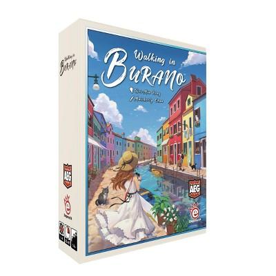 Walking in Burano w/Mini Expansion Board Game