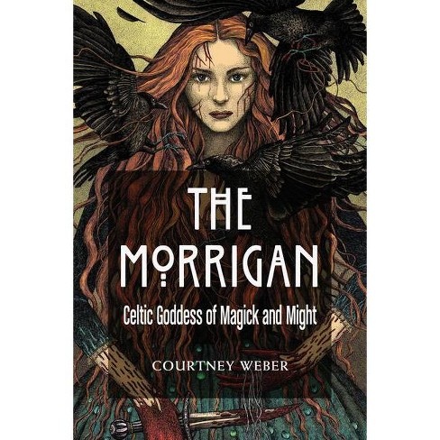 The Morrigan - by  Courtney Weber (Paperback) - image 1 of 1