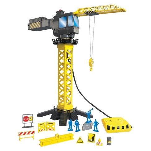 Discovery Kids™ Crane Tower Set, Motorized - image 1 of 1