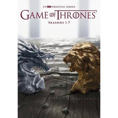 Game of Thrones: Seasons 1-7 (DVD)