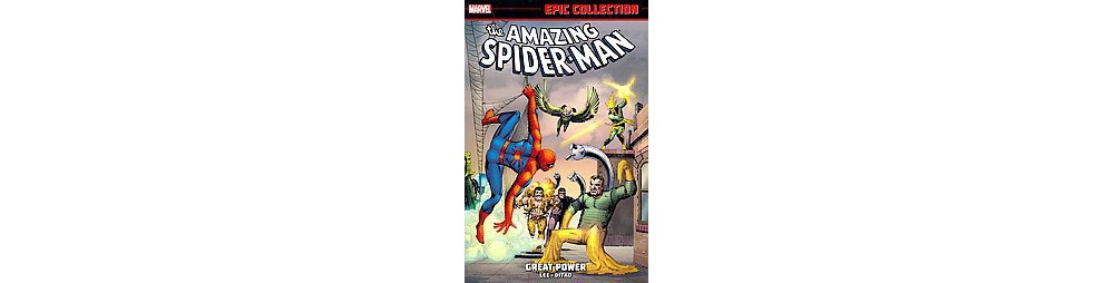 Epic Collection: Amazing Spider-Man 1 : Great Power (Pape...